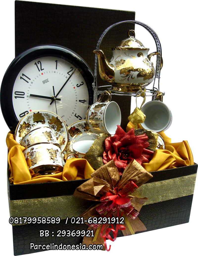 parcel tea set lebaran 08179958589