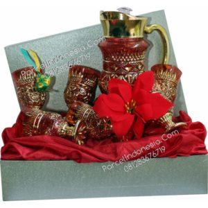 Parcel Lebaran Tea Set Murah di BSD Tangerang 081283676719