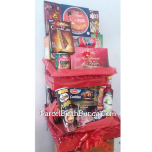 Parcel Imlek & Hampers Chinese New Year 2018 Kode: CN06 Call/Wa 081283676719